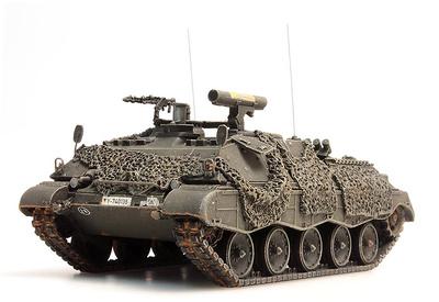BRD Jaguar 1, Battleready, Ejército Alemán, 1:72, Artitec
