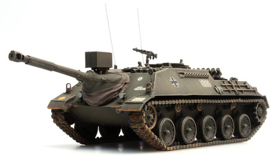 BRD Kanonenjagdpanzer 90mm, Ejército Alemán, 1:72, Artitec