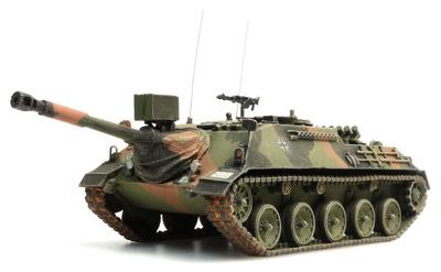 BRD Kanonenjagdpanzer 90mm, Versión de Camuflaje, Ejército Alemán, 1:72, Artitec