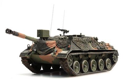 BRD Kanonenjagdpanzer 90mm, combat ready, Camuflaje, Ejército Alemán, 1:72, Artitec
