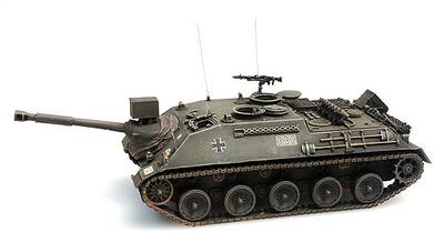 BRD Kanonenjagdpanzer 90mm, combat ready, Ejército Alemán, 1:72, Artitec