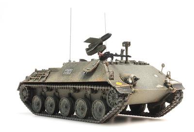 BRD RaketenJagdPanzer 2, Ejército Alemán, 1:72, Artitec