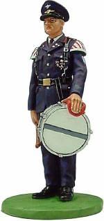 Banda musical de bomberos, Gottingen, Alemania, 2003, 1:30, Del Prado