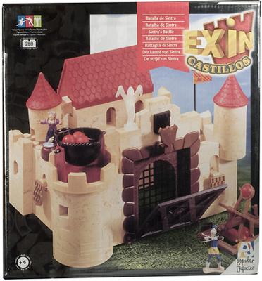 Batalla de Sintra, Exin Castillos