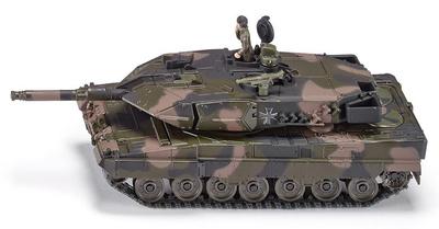 Battle Tank with crew, 1:50, Siku