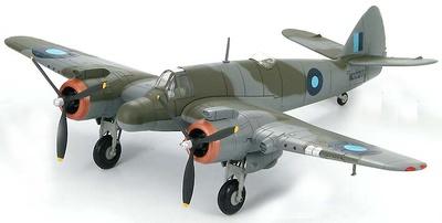Beaufighter Mk. VIF Sqn Ldr J.H. Etherton, No 176 Sqn., 1:72, Hobby Master