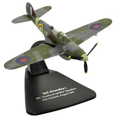 Bell Airacobra I, RAF, 601 Sqn, AH585, RAF, Agosto, Duxford, 1941, 1:72, Oxford