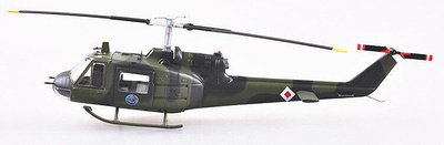 Bell UH-1B Huey, US Army, Vietnam, 1967, 1:72, Easy Model