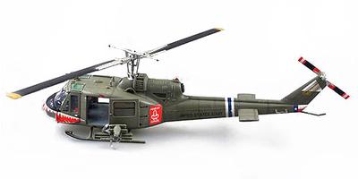 "Bell UH-1C Huey, 174ª Compañía de Helicópteros de Asalto ""Shark"", Vietnam, 1:18, Merit"