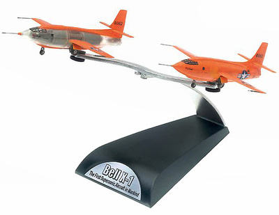 "Bell X-1 ""Sonic Breaker"" 1+1 (2 unidades), 1:144, Dragon Wings"