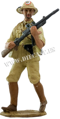 Bersagliere, 7° Reggimento Bersaglieri, Africa, 1941, 1:24, Hachette