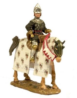 Bertrand du Guesclin, 1370, 1:30, Del Prado