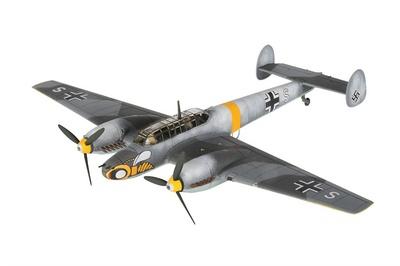 Bf110 C-4/B, Schnell Kampf Geschwader 210, Russian Front 1941, 1:72, Corgi