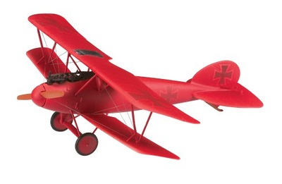 Biplano Albatross D.V., 1917, 1:48, Corgi