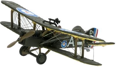 Biplano RAF SE 5A, 1:72, Planeta de Agostini