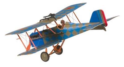 Biplano SE5A, Royal Aircraft Factory, England 1918, 1:48, Corgi