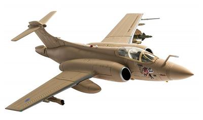 Blackburn Buccaneer, XW533/A 'Miss Jolly Roger', RAF No.237 OCU, Op Granby, 1:72, Corgi