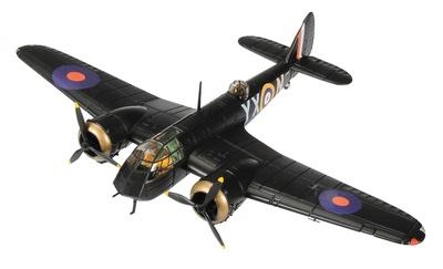 Blenheim MkIF - K7159, 54 OTU RAF, Verano 1941, 1:72, Corgi