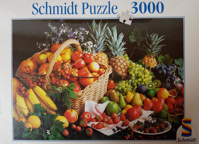 Bodegón, puzzle, Schmidt
