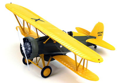 "Boeing 218 (P-12 Prototype) X66W, Feb 1932 ""Lt. Robert Short, American Hero for China"", 1:48, Hobby Master"