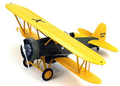"""Boeing 218 (P-12 Prototype) X66W, Feb 1932 """"Lt. Robert Short, American Hero for China"""", 1:48, Hobby Master"""
