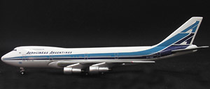 Boeing 747-200 Aerolineas Argentinas, 1:500, Witty Wings