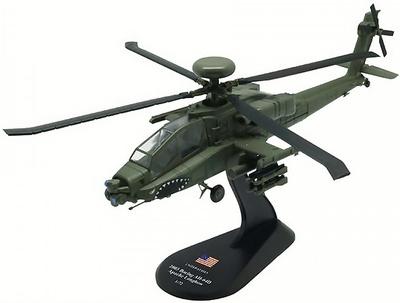 Boeing AH-64D Apache Longbow, EEUU, 1:72, Amercom