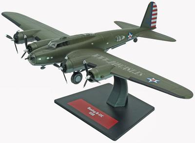 Boeing B-17C, USA , 1:144, Altaya
