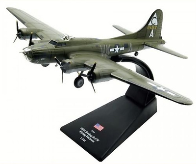 Boeing B-17F Flying Fortress, 1944, 1:144, Amercom