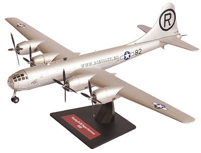 Boeing B-29A Super Fortress, USA, 1:144, Altaya