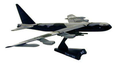 Boeing B-52D Stratofortress, 1:300, Model Power