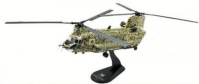 Boeing Chinook CH-47, RAF, Operación Tormenta del Desierto, 1991, 1:72, Amercom