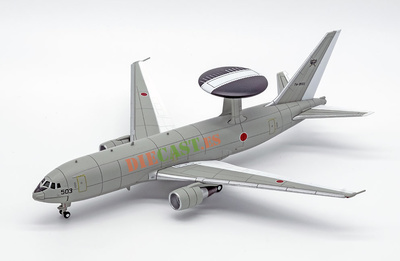 Boeing E-767, Early Warning aircraft, JASDF, Japan, 1: 250, Planet DeAgostini