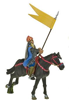 Bohemudo de Tarento, S. XI, Primera cruzada, 1:32, Altaya