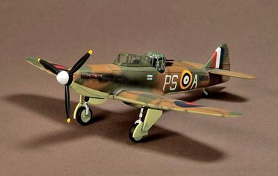 Bolton Paul Defiant NF MK.II, 1940, 1:72, War Master