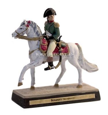 Bonaparte pasando revista a sus tropas, 1:30, Ediciones Cobra