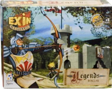 Bosclan, serie Legends, Exin Castillos