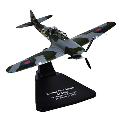 Boulton Paul Defiant, RAF 277 Sqn., 1942, 1:72, Oxford