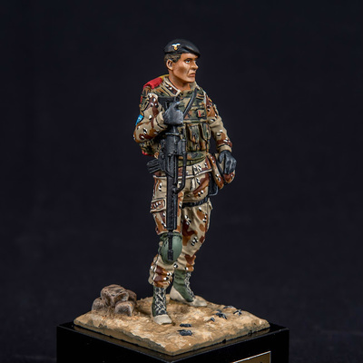 Brigada Paracaidista Almogávares VI, 75 m.m.