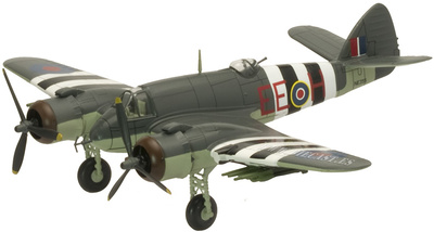 Bristol Beaufighter Mk VI, 1944, 1:72, Altaya