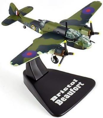 Bristol Beaufort, RAF, 1939-1944, 1:144, Atlas