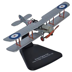 Bristol F2B - J7624 'A' Flight, 2 Sqn RAF, 1925, 1:72, Oxford