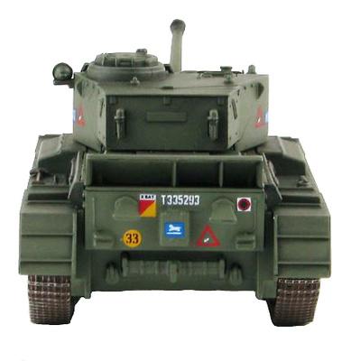 """British A34 Comet """"Arrogant"""" T335293, Queens Own Hussars, Berlin Brigade, 1960, 1:72, Hobby Master"""
