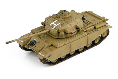 "British Centurion Mk.5 ""Nasser's Nightmare!"" 6th Royal Tank Rgt., Port Said, Diciembre, 1956, 1:72, Hobby Master"