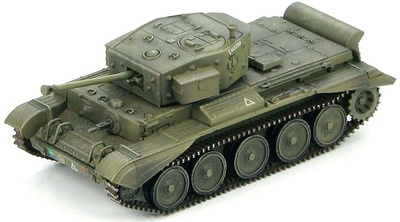 British Cromwell IV 2nd Armoured Welsh Guards, Germany, April 1945, 1:72, Hobby Master
