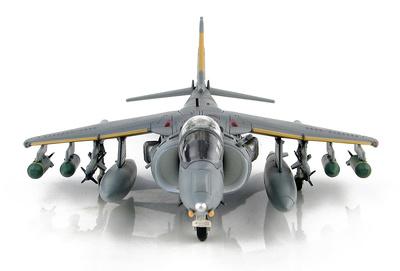 "British Harrier GR7A ""Operation Herrick"" ZD404 ""Lucy"", Kandahar, Afghanistan, Nov 2006"