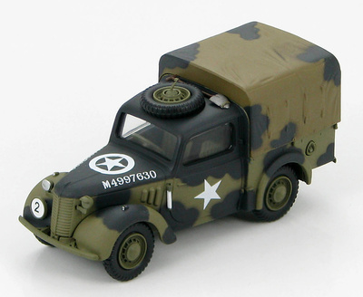British Light Utility Car 10HP Unknown Unit, Northwestern Europe, 1944, 1:48, Hobby Master