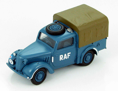 "British Light Utility Car ""Tilly"", RAF, 1940s, 1:48, Hobby Master"