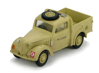 British Light Utility Car Tilly M4424696, North Africa, 1:48, Hobby Master