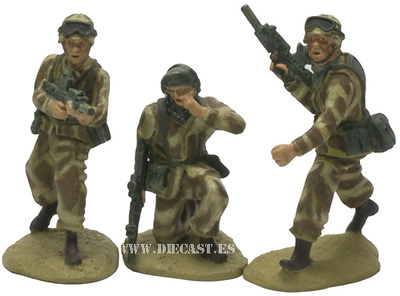 British Marines, Iraqui War, 1:32, Field of Conflict